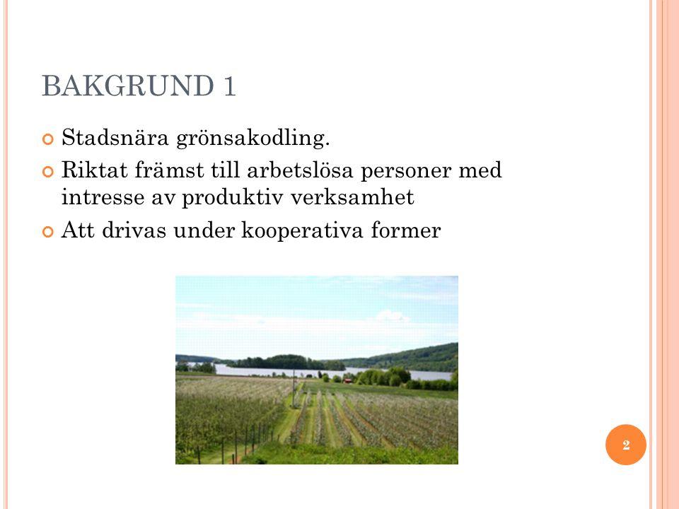 BAKGRUND 2 Flera jordbrukare nära Linköping går snart i pension.