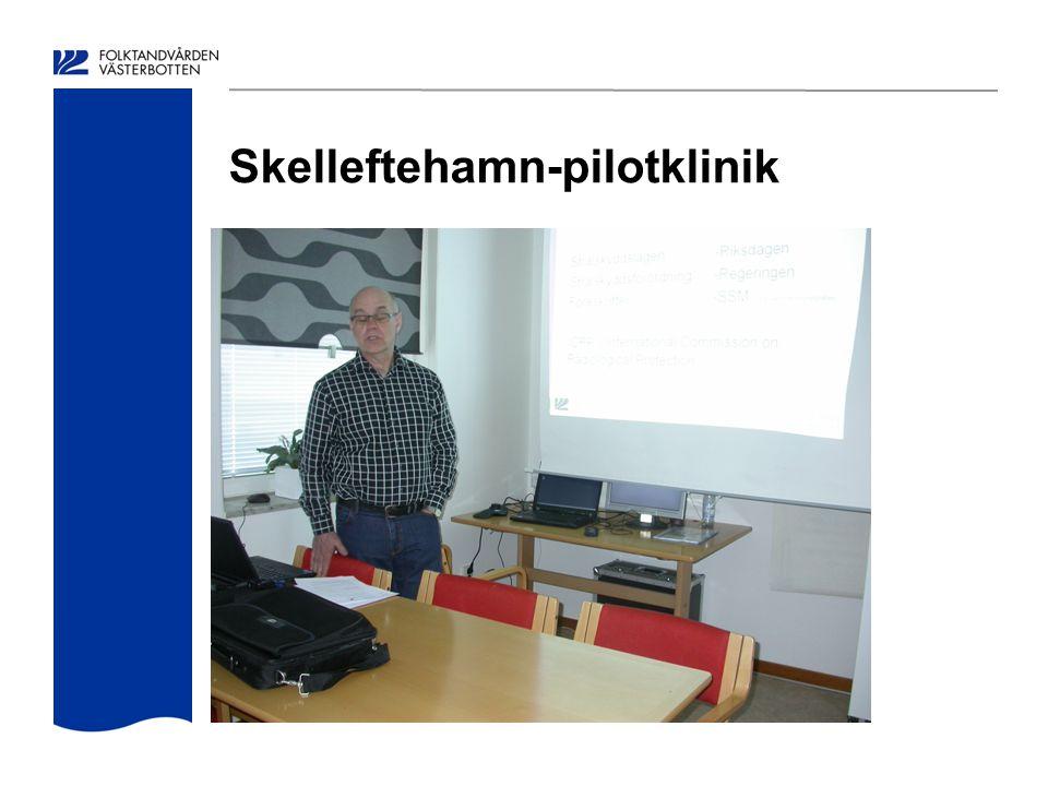Skelleftehamn-pilotklinik