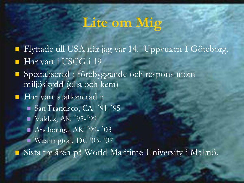 Lite om Mig Flyttade till USA när jag var 14. Uppvuxen I Göteborg.