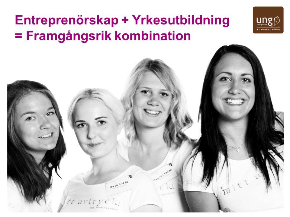 Ung Företagsamhet Sverige Yrkesgymnasiet Örebro Åsa Lagerlund 070-298 06 70 asa.lagerlund@ungforetagsamhet.se asa.lagerlund@ungforetagsamhet.se
