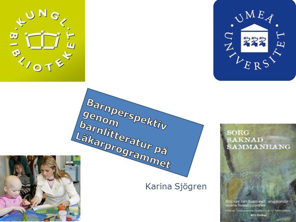 Samarbete med Medicinska biblioteket vid Umeå universitetsbibliotek genomför detta projekt i samarbete med Länsbiblioteket i Västerbotten: Gunilla Brinck och Institutionen för pedagogik: Åsa Falk Lundqvist och i samarbete med Läkarprogrammets Kvinna-barn-kurs på T11; Berit Kriström, Inst.