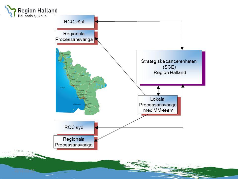 2010-04-22 RCC väst Regionala Processansvariga Regionala Processansvariga RCC syd Regionala Processansvariga Regionala Processansvariga