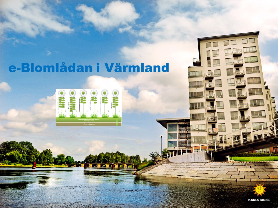 e-Blomlådan i Värmland
