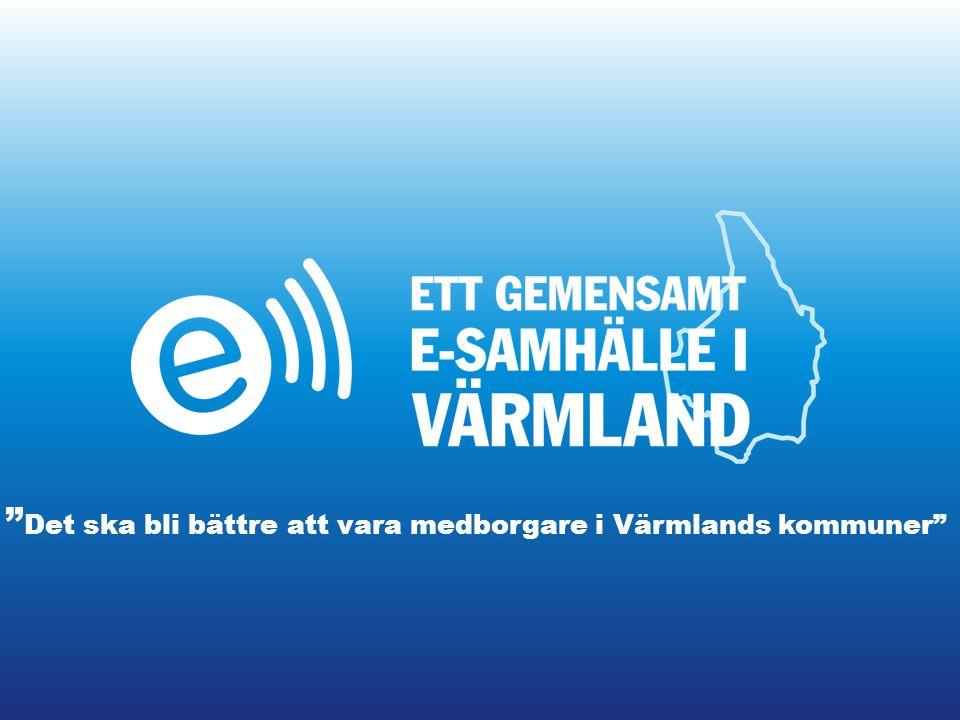 Det ska bli bättre att vara medborgare i Värmlands kommuner
