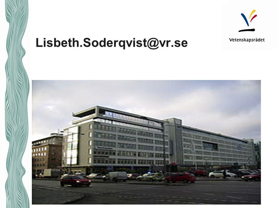 Lisbeth.Soderqvist@vr.se