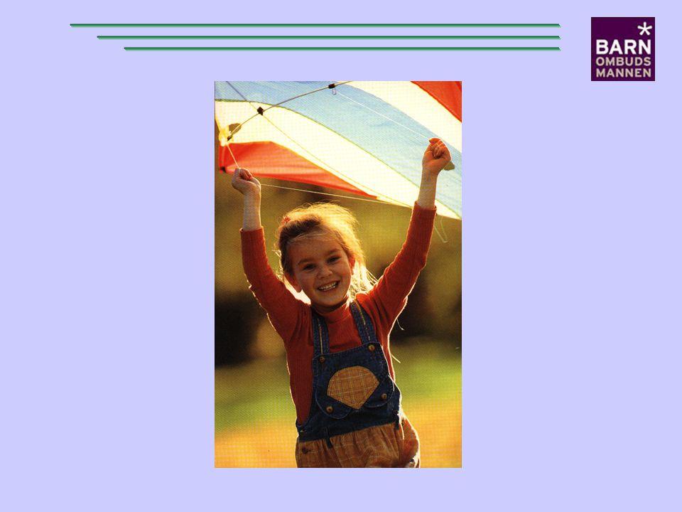 Artikel 2 Barn ska skyddas mot all slags diskriminering Likvärdiga villkor