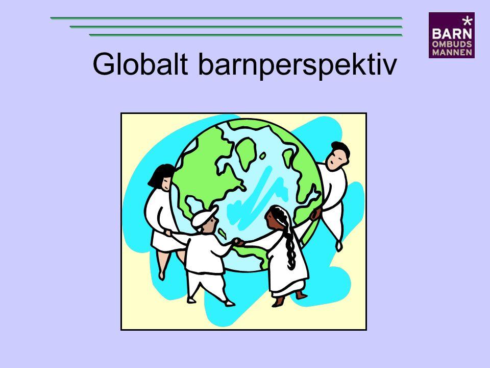Globalt barnperspektiv