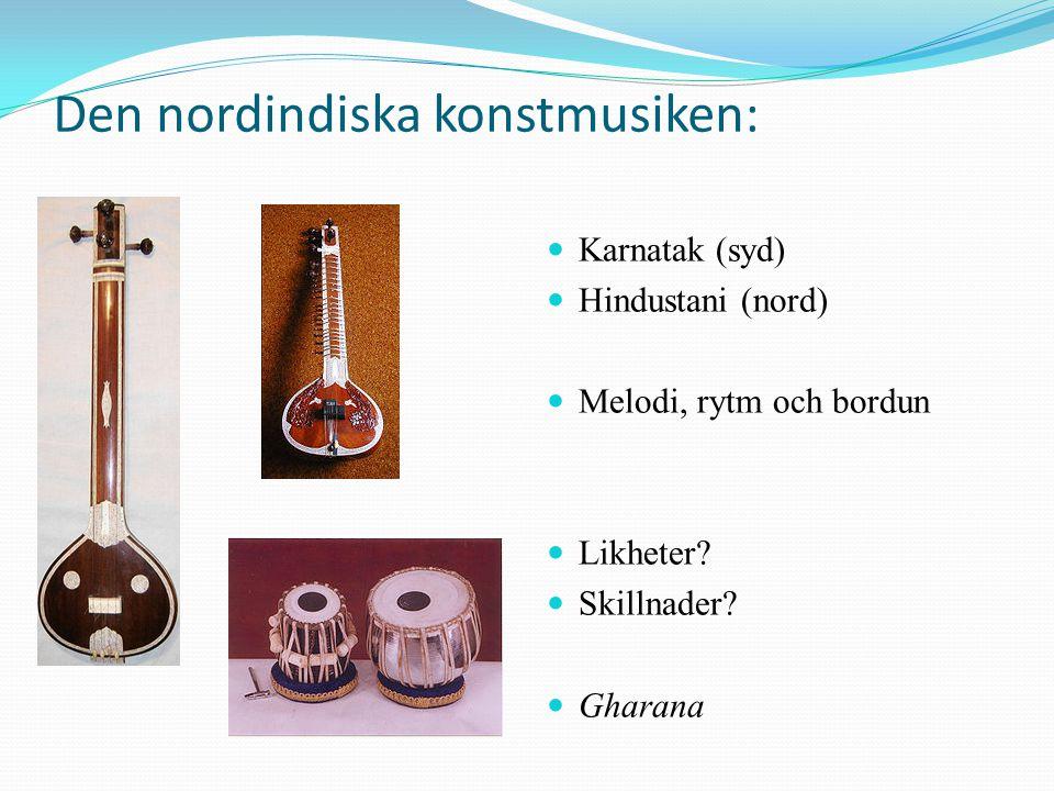 RAGA Melodimodell - karaktäristiskt tonförråd, skaltyp.
