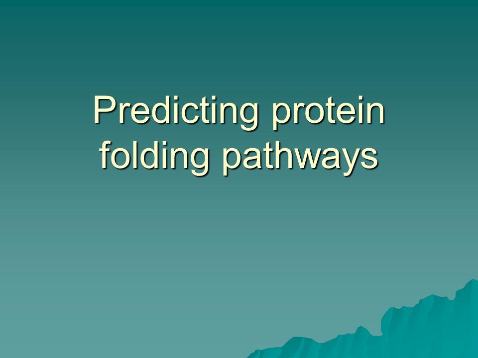 Exempel: IgG-binding protein G (2IGD) NOI-min-cut: {b2,b2,a1},{b4,b3} Kapacitet = 11+14=25 11 44   11 15 25 14 1 35 C-term N-term