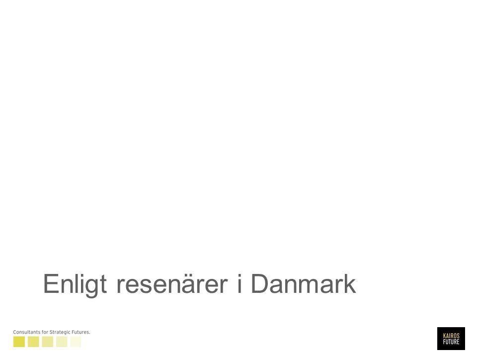 Enligt resenärer i Danmark