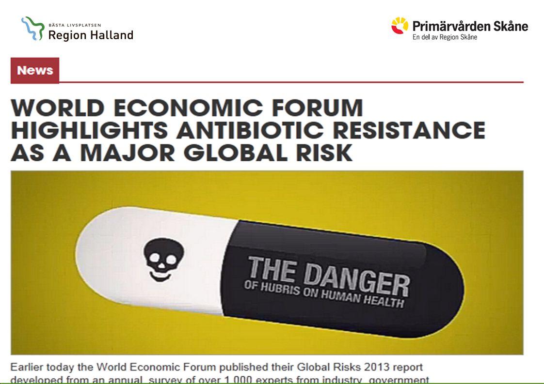 Samverkan mot antibiotikaresistens