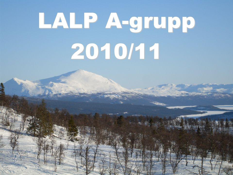 LALP A-grupp 2010/11