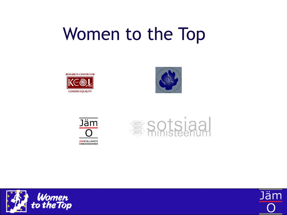 Women to the Top
