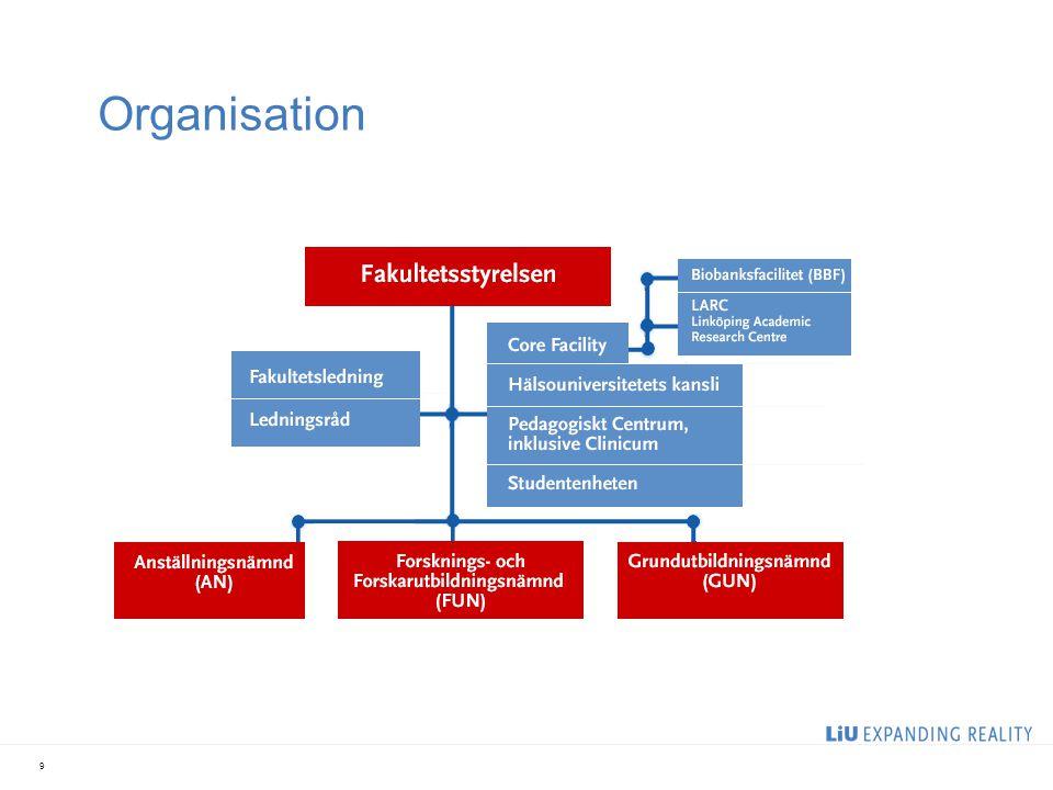 Organisation 9