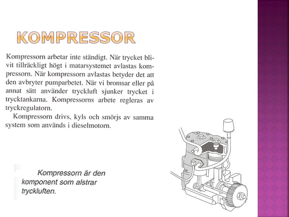 Fotbromsventilen har ofta en dubbelfunktion som innebär att samma pedal reglerar två av varandra oberoende bromskretsar samtidigt.