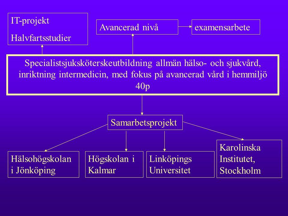 E-lärande Öst Pia Tingström Projektledare