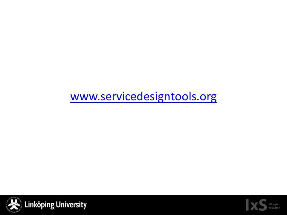 www.servicedesigntools.org