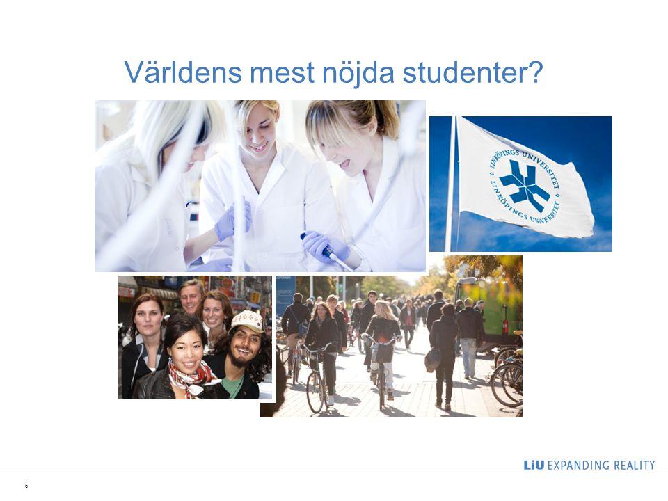 Världens mest nöjda studenter? 5