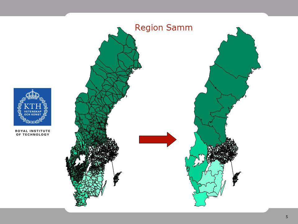 5 Region Samm