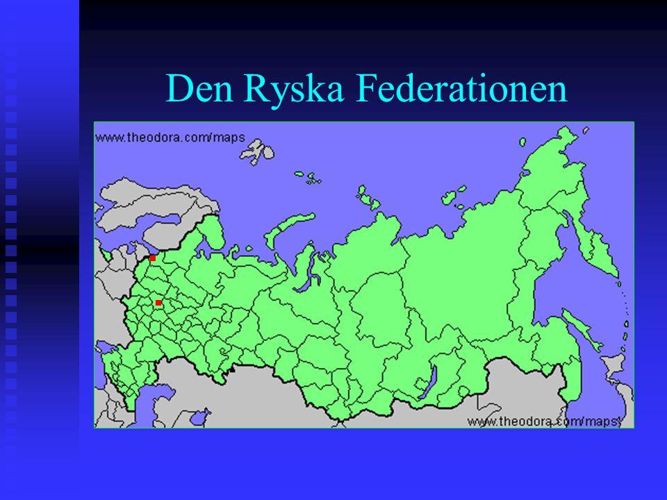 Putins Ryssland – Hur demokratiskt.