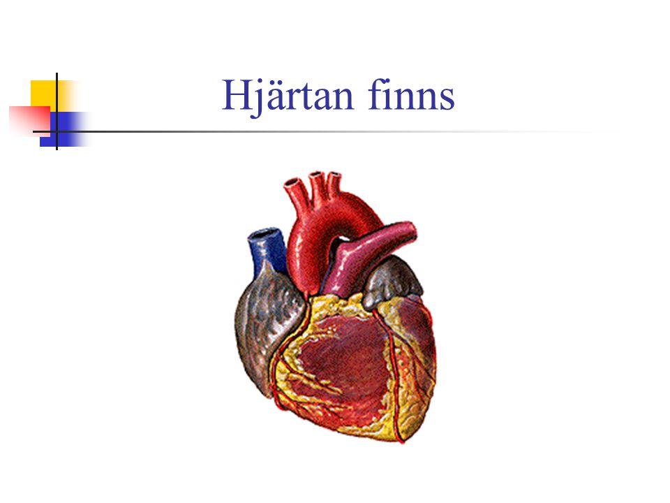 Hjärtan finns