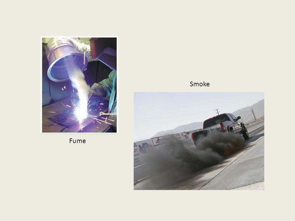 Fume Smoke