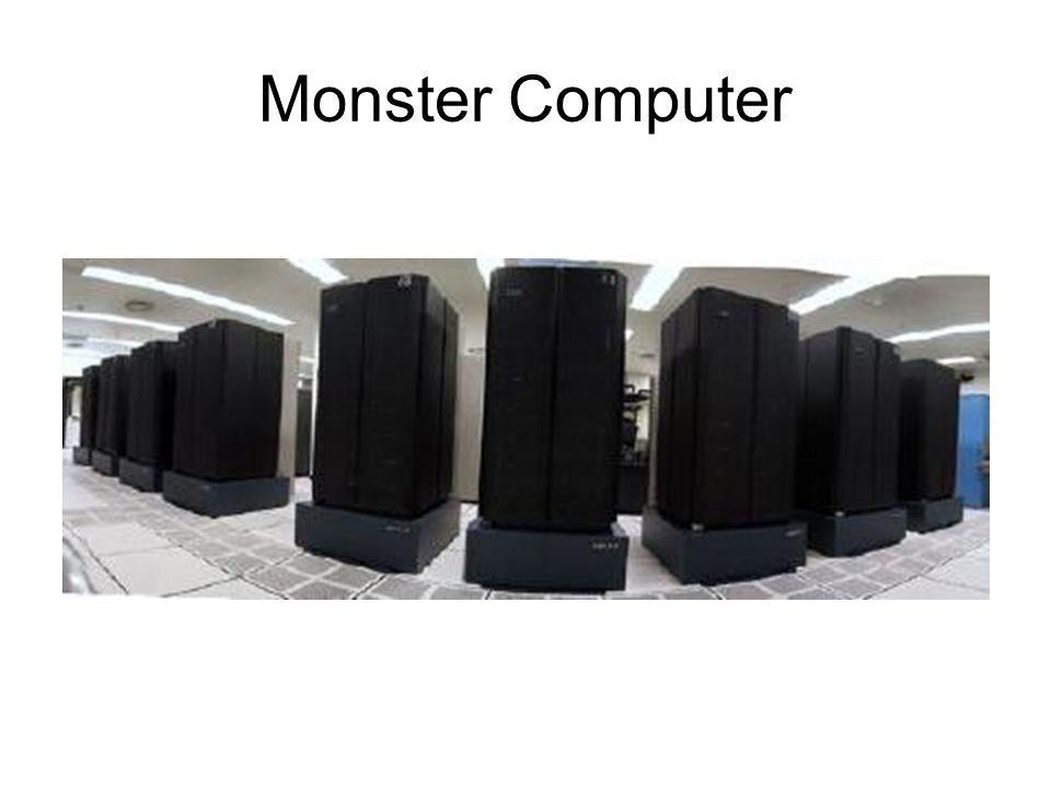 Monster Computer