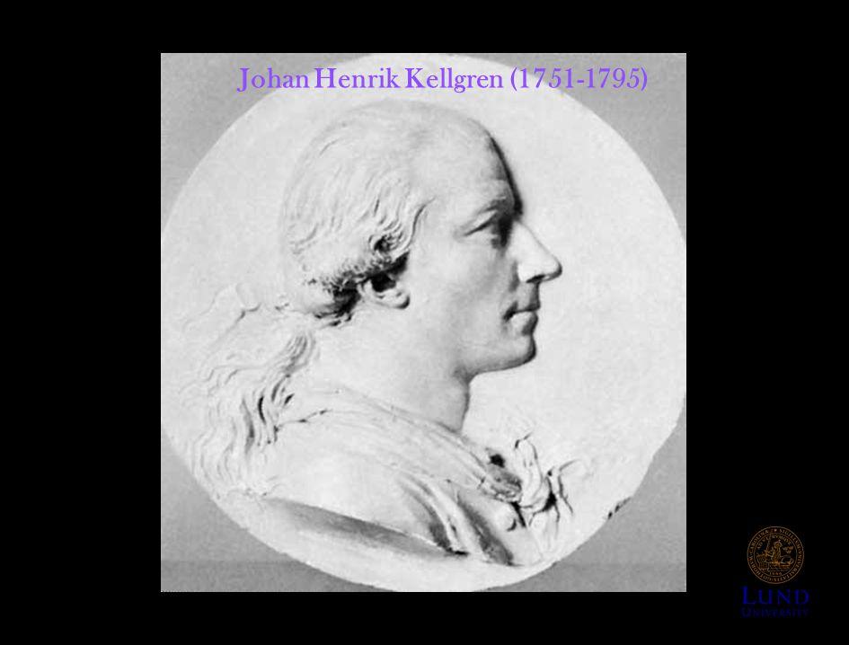 Johan Henrik Kellgren (1751-1795)