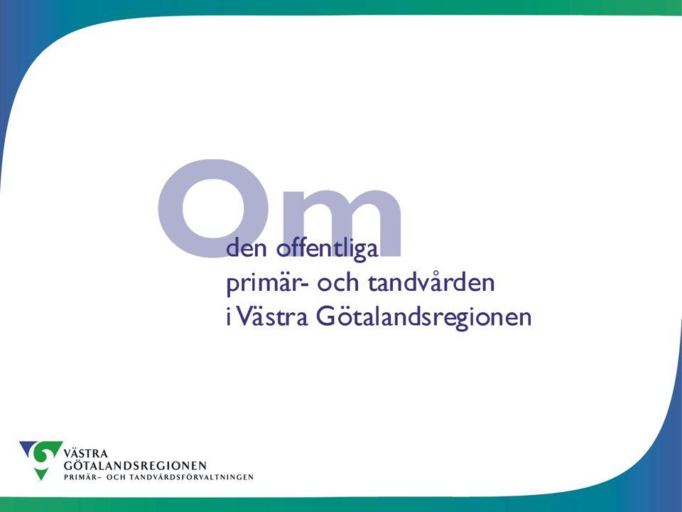 2014-08-23 Primärvårdens vision Vår primärvård ska upplevas som det självklara förstahandsvalet vid behov av hälso- och sjukvård Folktandvårdens vision Frisk i munnen hela livet