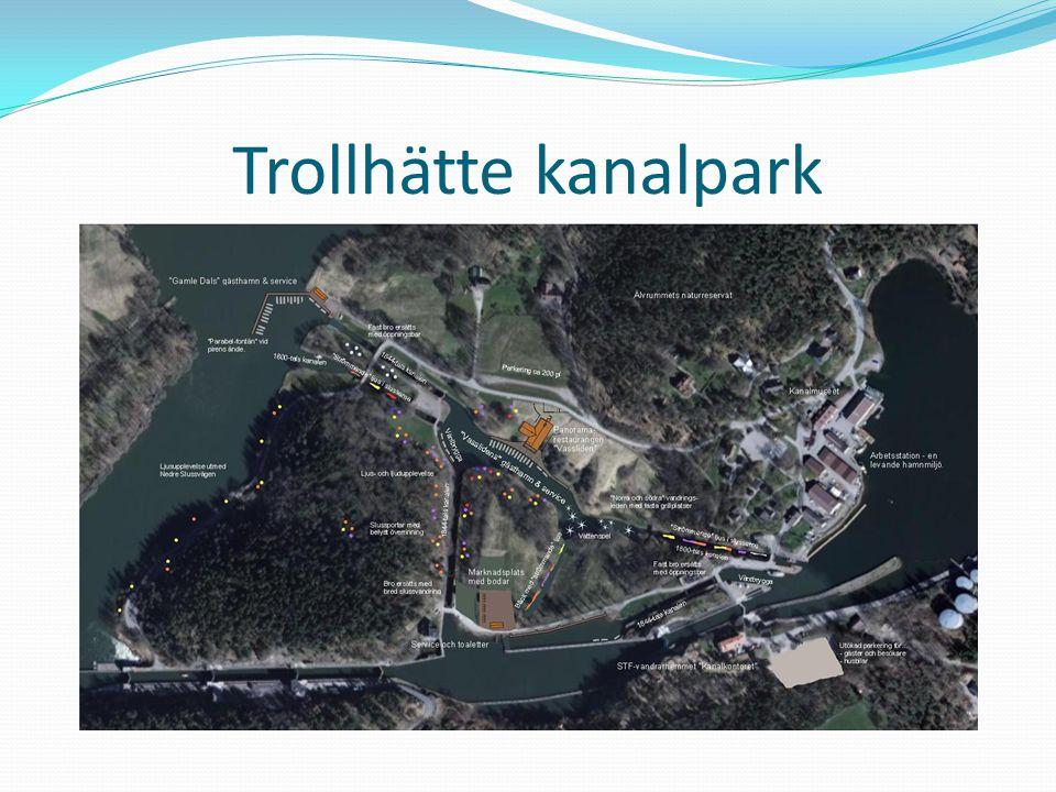 Trollhätte kanalpark