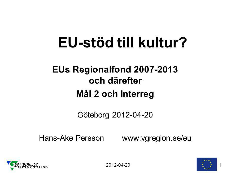 2012-04-20 1 EU-stöd till kultur.