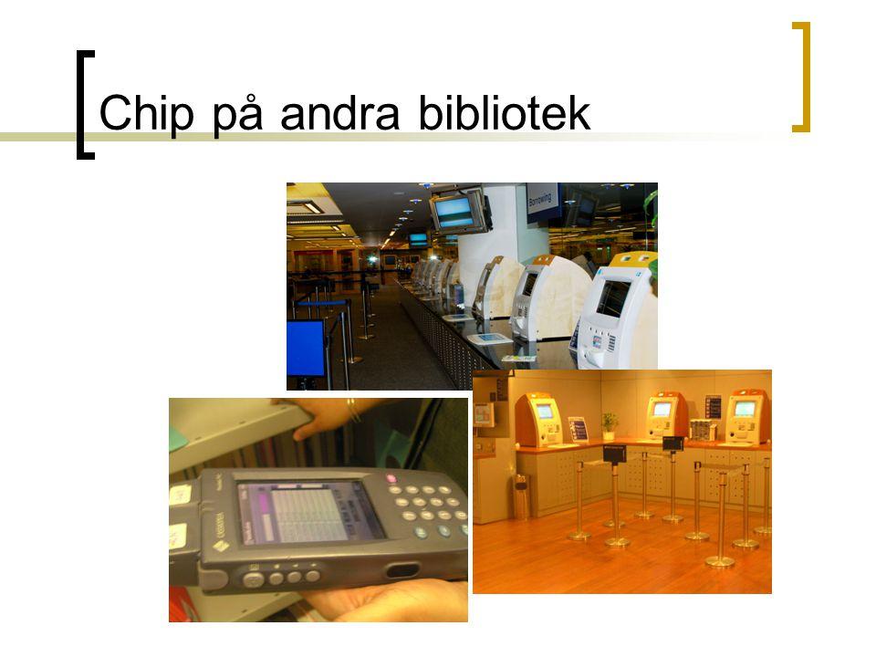Chip på andra bibliotek