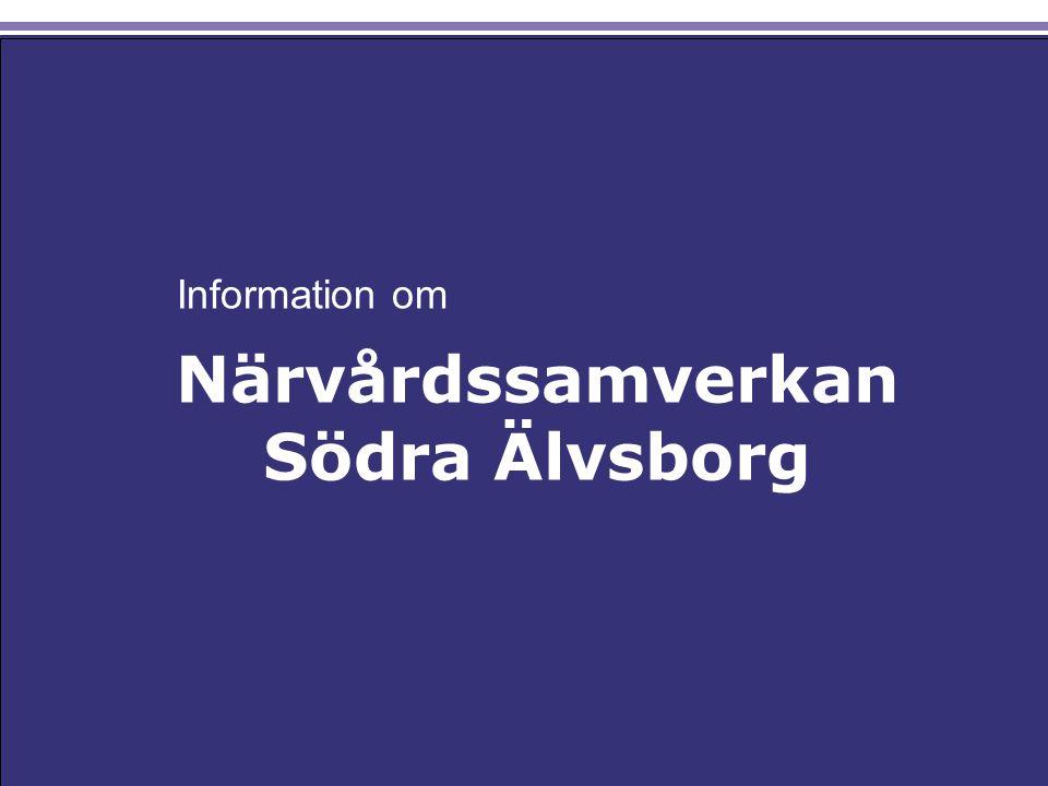 Närvårdssamverkan Csadadas Asdas Ksaldjaksld Saldöksaldö Närvårdssamverkan Södra Älvsborg Information om
