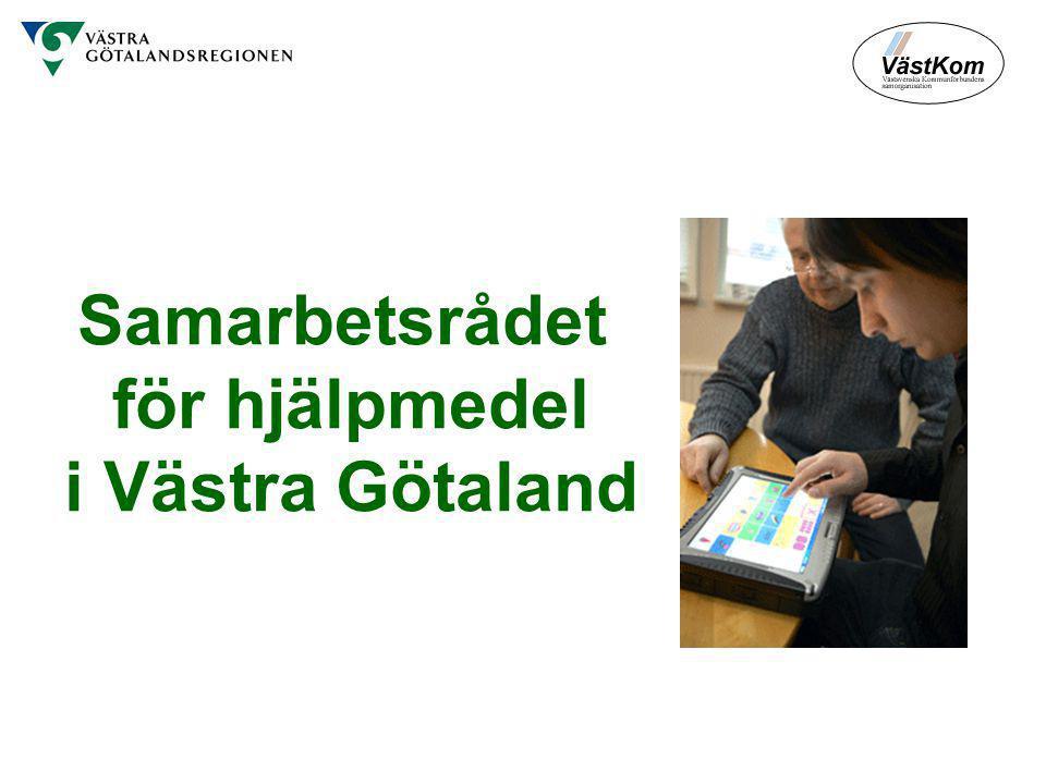 Samarbetsrådet för hjälpmedel i Västra Götaland
