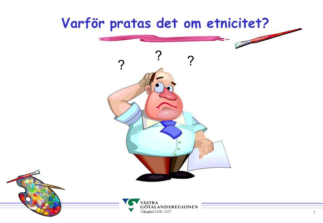 22 Mångfald 2006 - 2007 Rätten att få veta Arbetstagare och arbetssökande har rätt att få uppgift om: v utbildning v yrkeserfarenhet v andra meriter (som den som erhöll arbetet har) Offentlighetsprincipen gäller .