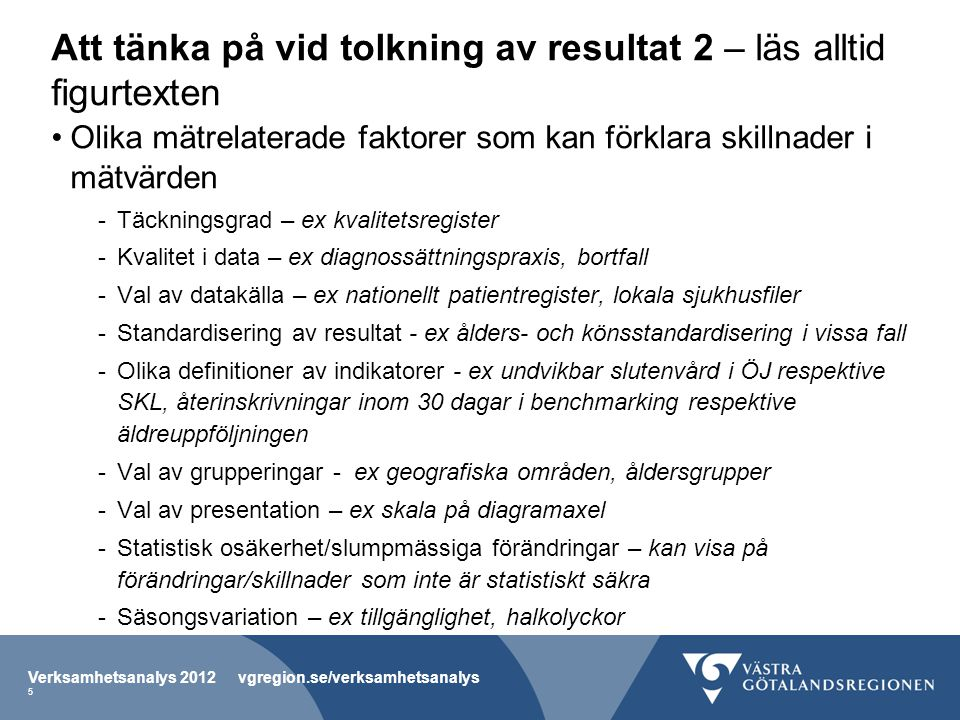 Hälso- och sjukvård i Västra Götaland Verksamhetsanalys 2012 SOReg - Scandinavian Obesity Surgery Registry Hämta rapporten här: www.vgregion.se/verksamhetsanalys