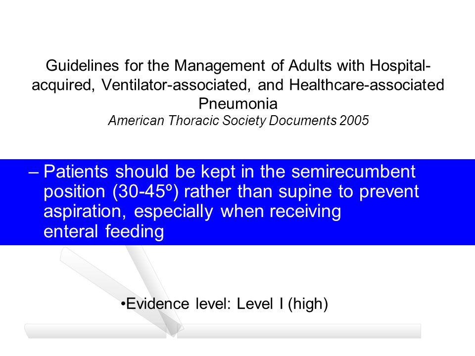 Syften: Ta fram en metod för att mäta och dokumentera kroppsläget Ta reda på hur stor del av dygnet IVA- patienter vårdas i rekommenderat kroppsläge Ta reda på de vanligaste orsakerna att frångå detta läge