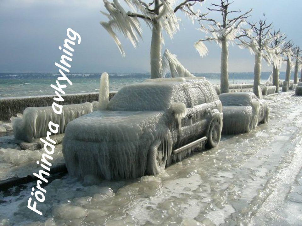 Förhindra avkylning