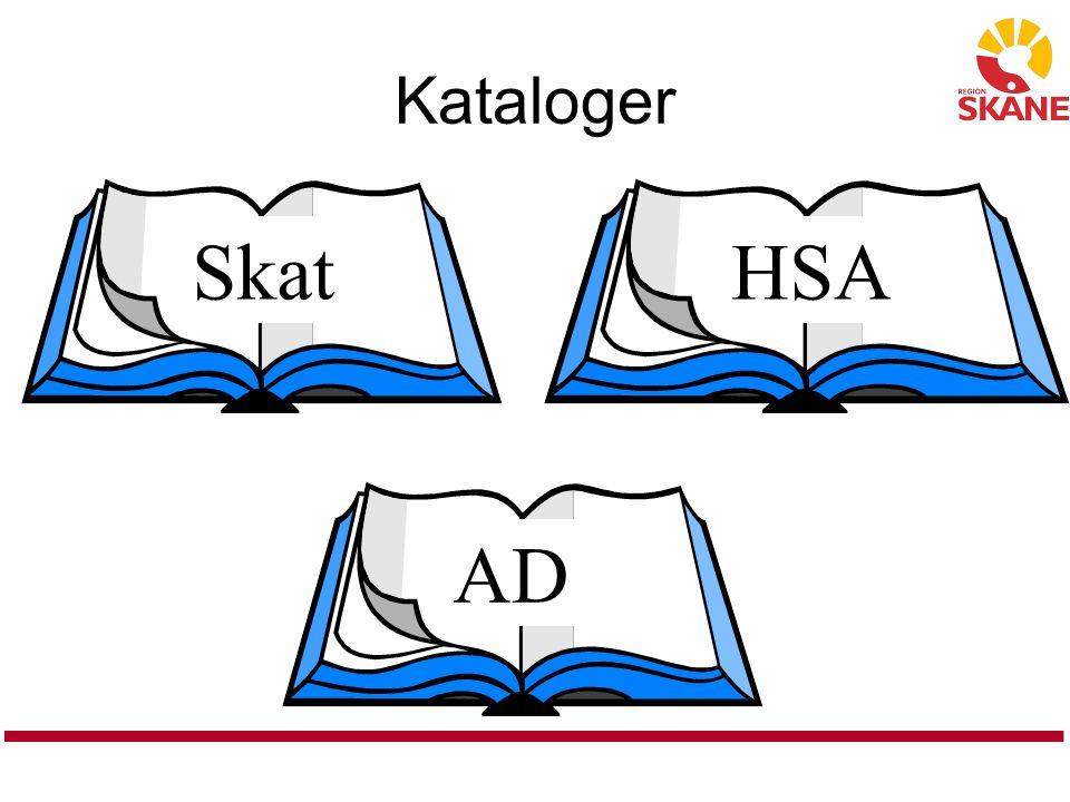 Kataloger SkatHSA AD