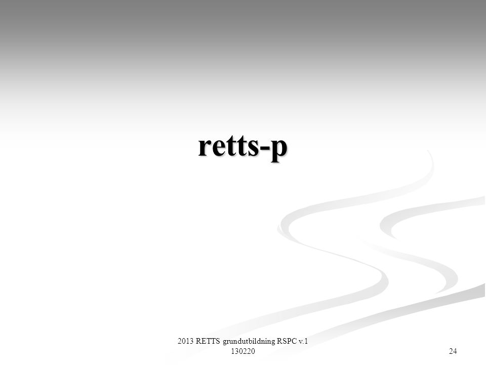 24 retts-p