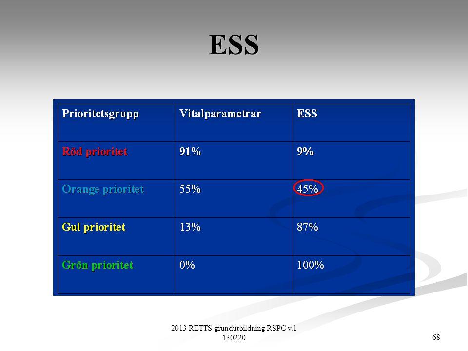 68 2013 RETTS grundutbildning RSPC v.1 130220 ESS