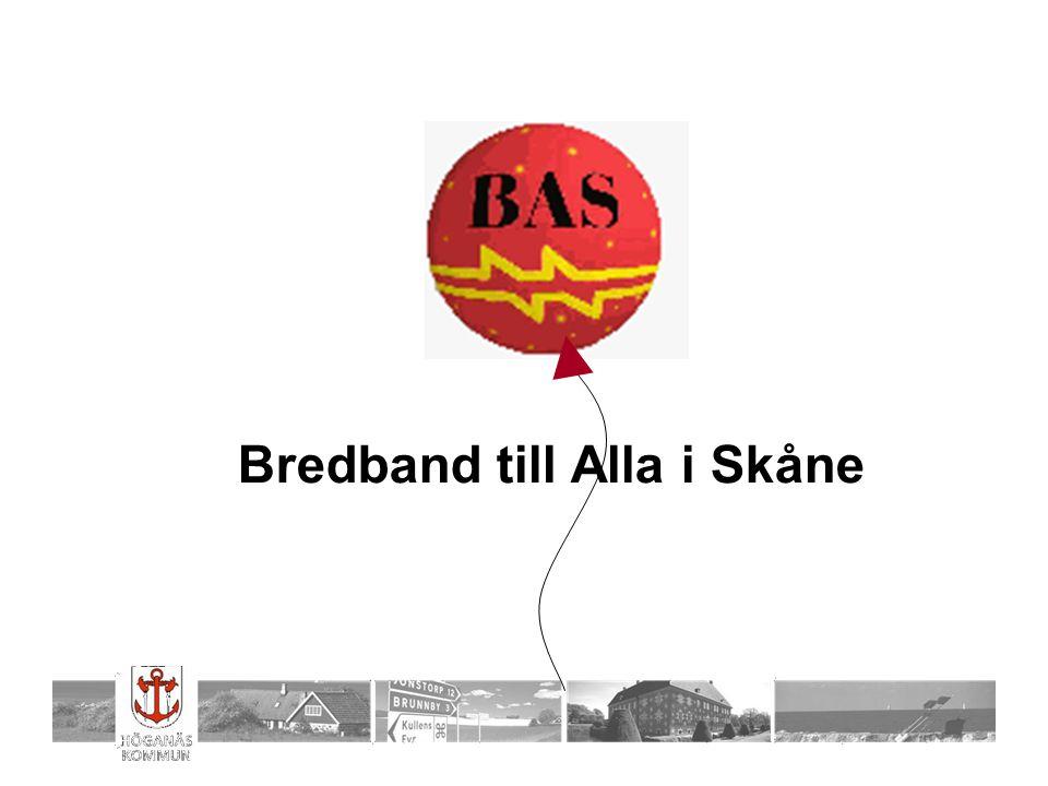 Bredband till Alla i Skåne