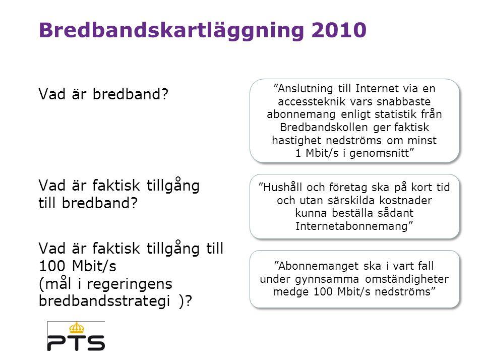 Andelar som enbart använder mobil telefoni respektive mobilt bredband 2014-08-23