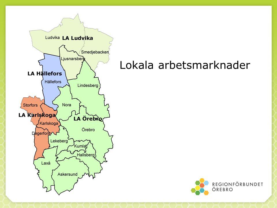 Lokala arbetsmarknader