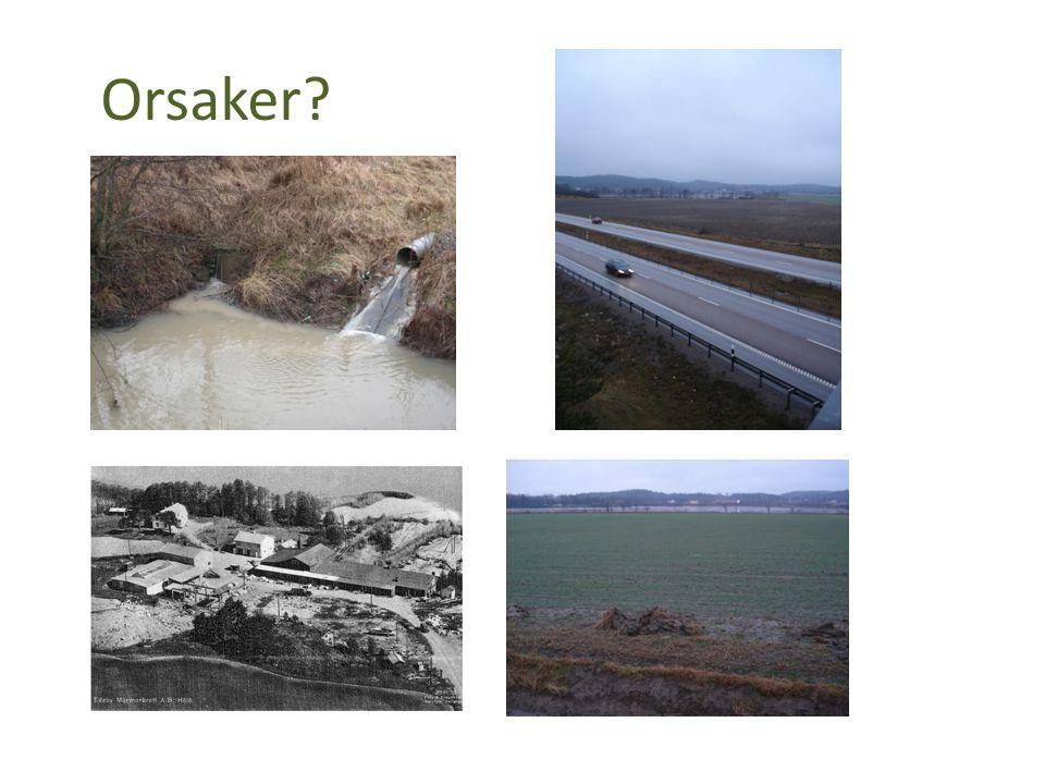 Förstudie - LOVA Projekt 1(förstudie): Lantbrukets åtgärder för bättre vattenkvalitet i Åbyån och Skillebyån.