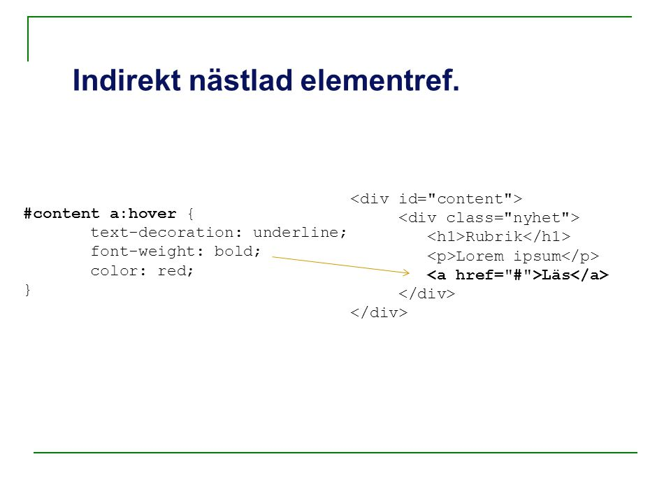 Fonter och typografering Nya typsnitt som fungerar på webben: Google font api