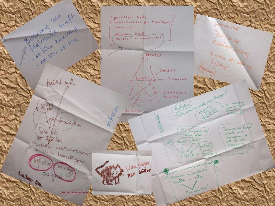 Vi vill rikta ett stort tack tillalla som medverkade i workshopen och generöst delade med sig av kunskap, erfarenheter, inspiration och bildning
