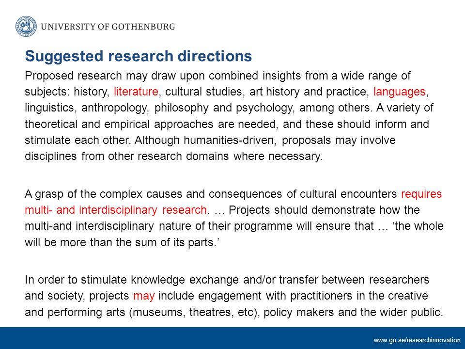 www.gu.se/researchinnovation Horizon 2020 – Three priorities: 1.Excellent Science 2.Industrial leadership 3.Societal Challenges