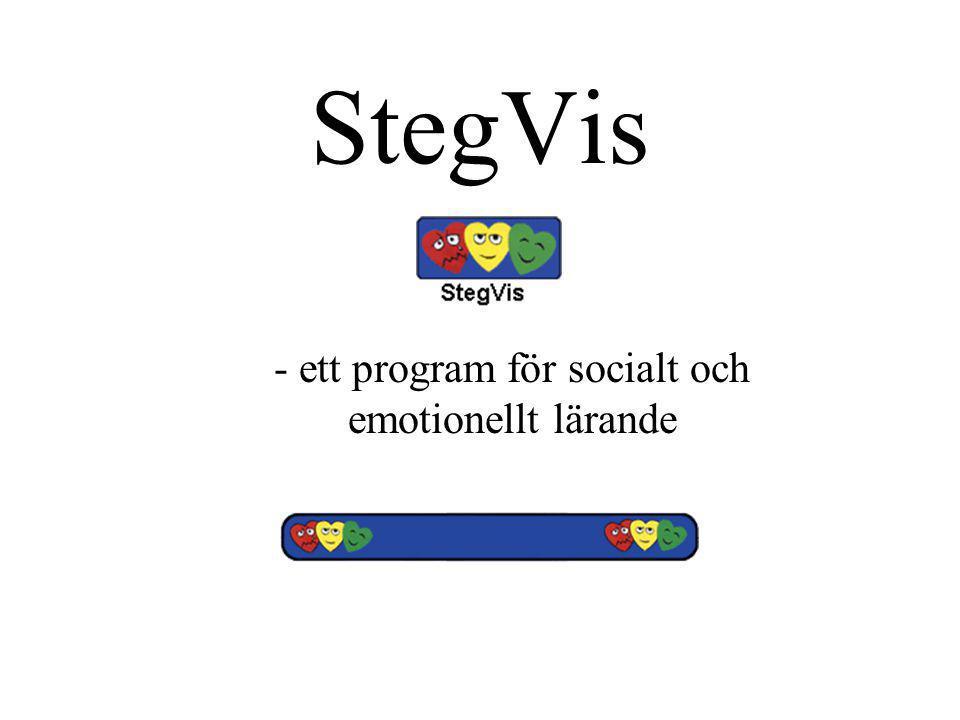 Därför framhåller vi StegVis.Proaktiv modell.