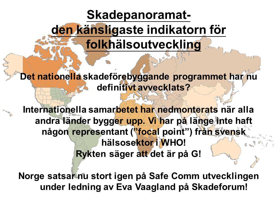 October 2009 Tora, Kata, Magda, Doris, Sonja, Emma, Alva & Malte Kommer de att växa upp i en säker boendemiljö?
